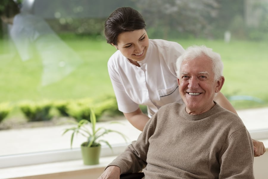 Man Staying In Nursing Home in Glenolden, PA