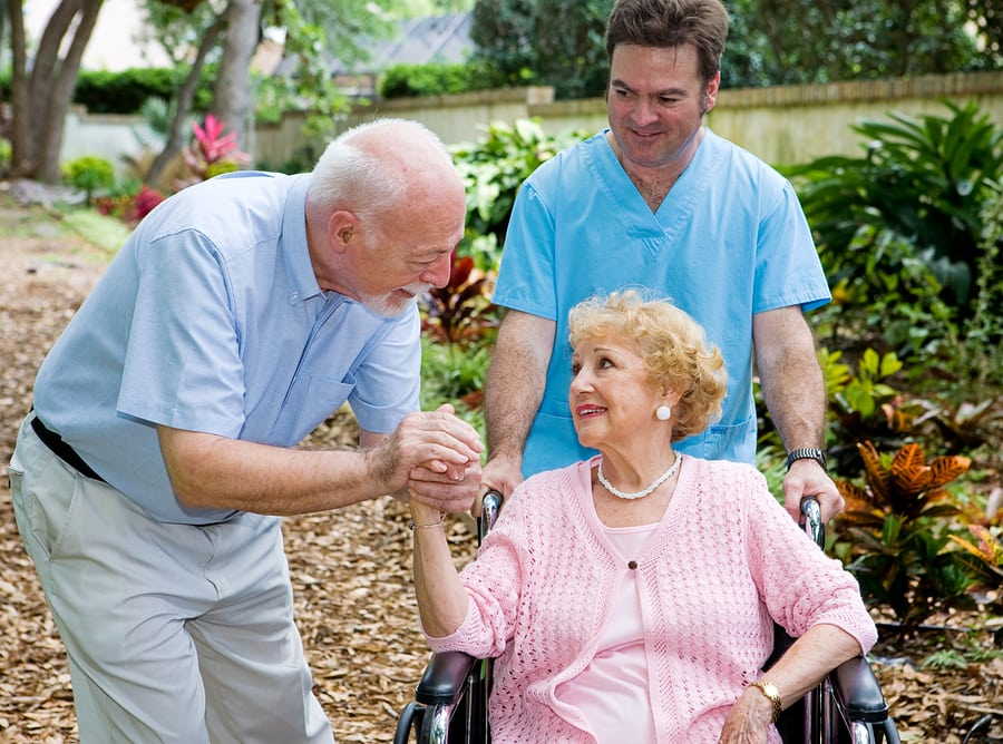 Nursing Home Visit in Haverford, PA