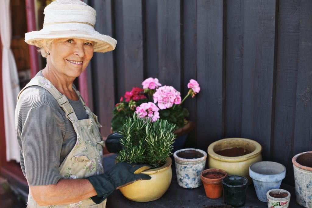 Home Care Services in Philadelphia PA: Mom Wants a Garden