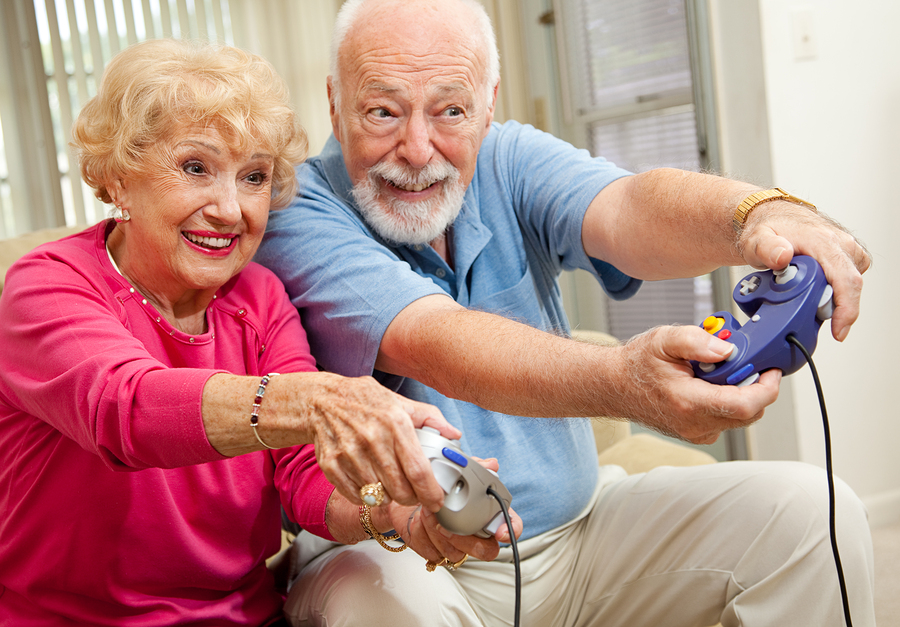 Home Care Services in Chadds Ford PA: Exergaming