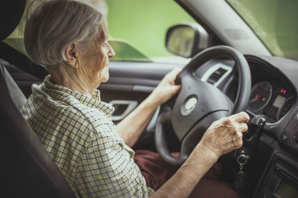 Homecare in Ardmore PA: Senior Driving