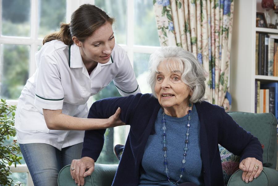 Caregiver in Ardmore PA: Senior Refusing Help