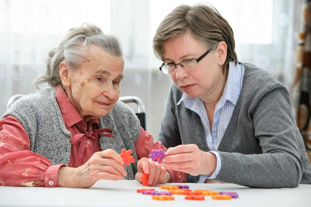 Homecare in Media PA: Improving Your Seniors Mental State