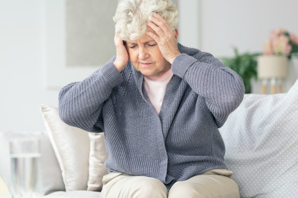 Home Health Care in Glenolden PA: Senior Chronic Pain