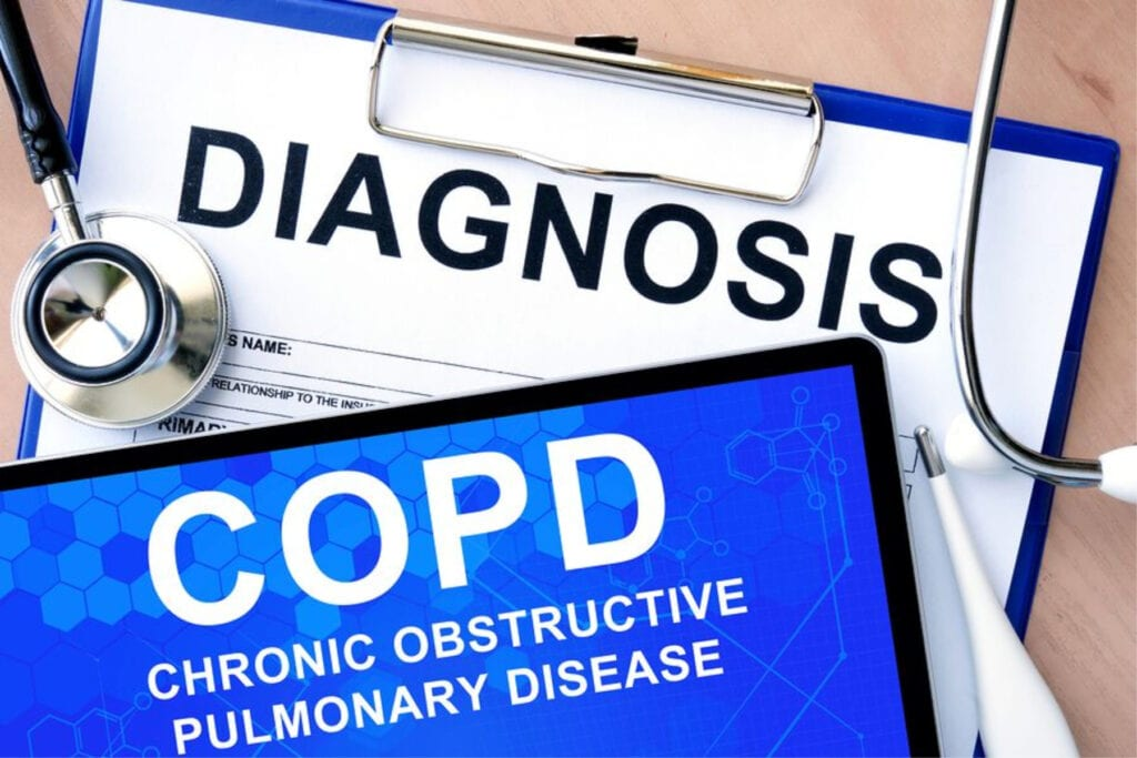 Elder Care in Media PA: COPD Sleep And COPD
