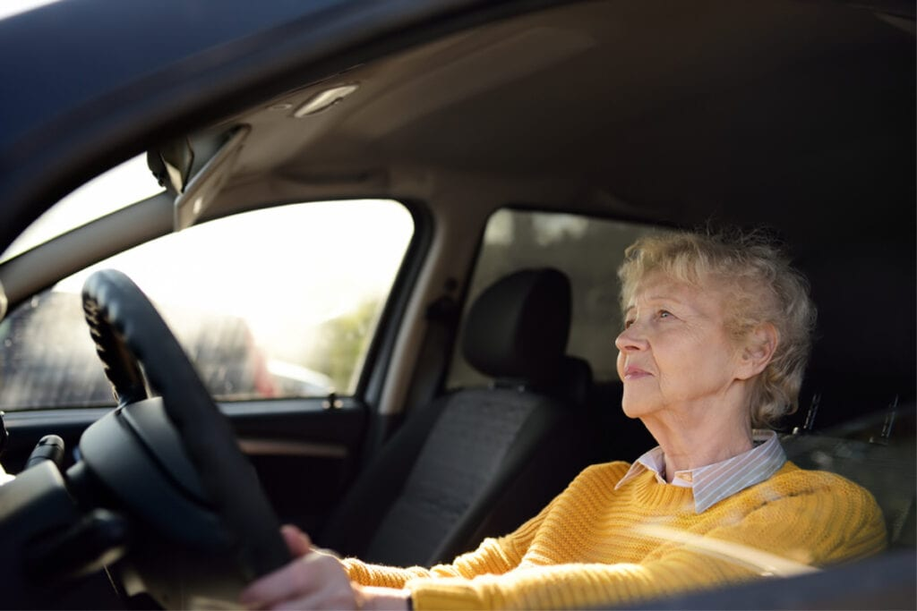 Senior Care in Berwyn PA: Helping Your Senior to Leave Driving Behind