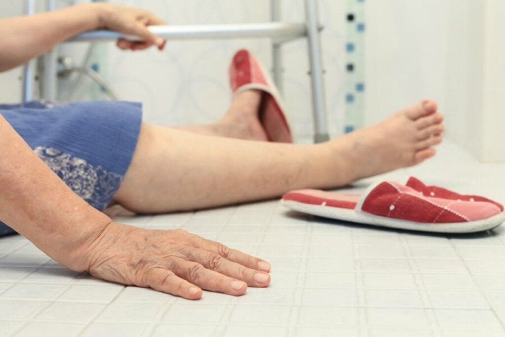 Homecare in Broomall PA: Risk of Having Another Fall