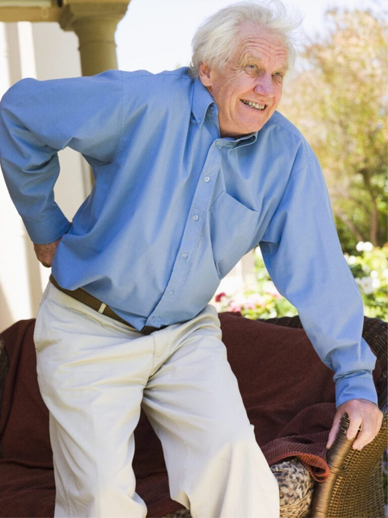 Elder Care in Bala Cynwyd PA: Living with Chronic Pain