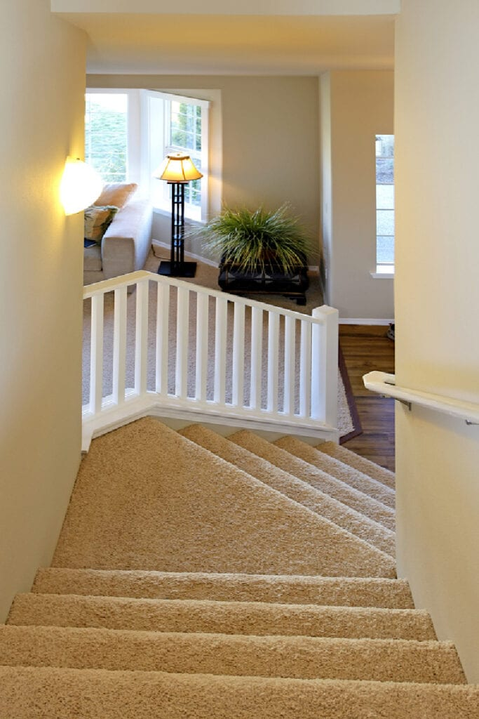 Home Care in Broomall PA: Making Stairs Safe at Home